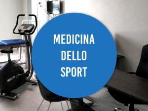 Medicina dello Sport Massa Carrara - Centro Privato